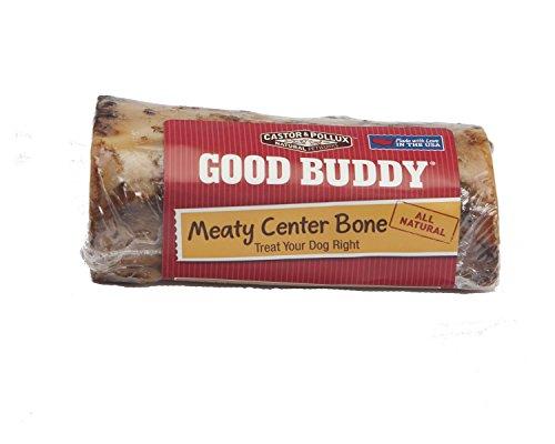 Meaty Center (Good Buddy Meaty Center Bone Dog Treats, 5 Ounce (Pack of 6))