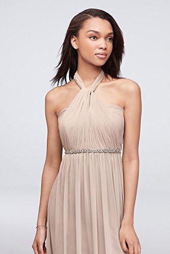 266fff3adc Versa Convertible Mesh Bridesmaid Dress Style F15782