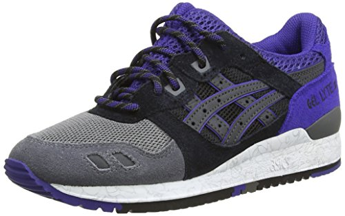 9090 Black Lyte Asics 'gel black Sneakers Iii' PATq7C