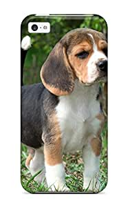 Best Slim Fit Tpu Protector Shock Absorbent Bumper Beagle Dog Case For Iphone 5c