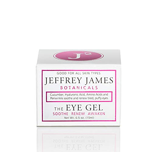 Jeffrey James Botanicals The Eye Gel, 0.5 Ounce