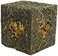 Rosewood Naturals I Love Hay Forage Cube Treat and Toy for Small Animals, Medium