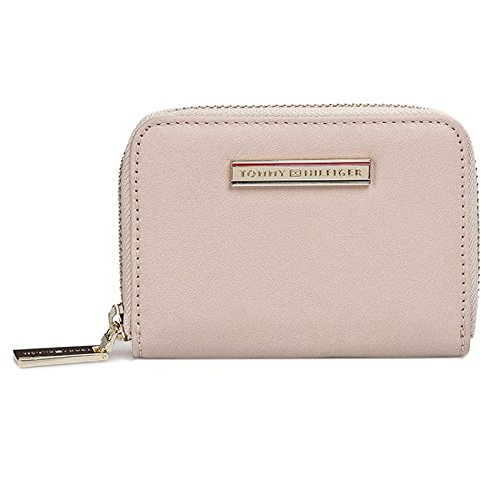 Tommy Hilfiger - Monedero crema Pumice Stone small: Amazon ...