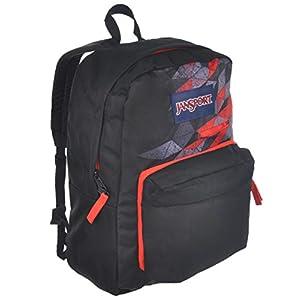 JanSport Digibreak Laptop Backpack- Sale Colors (Multi 3D Wave)