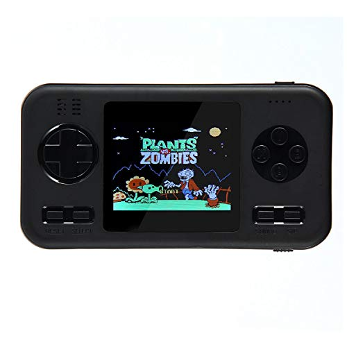 MOGOI 2.8 Inch Game Handheld Console Retro Mini Video FC PVP Game Player Gameboy 416 Games Travel Portable Gaming System Built-in 8000mah Power Bank USB C Fast Charging Type C