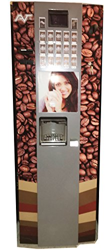 Cup of Cafe Expres Coffee VENDING MACHINE by AVT inc