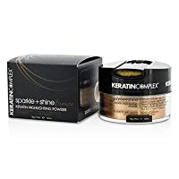Keratin Complex Sparkle and Shine Highlighting Powder, Bronze, 18 Gram