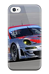 Fashionable Style Case Cover Skin For Iphone 4/4s- Porsche 7579678K88461316