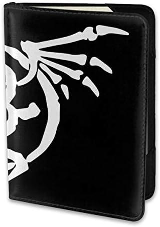 ラム・オブ・ゴッド Wrath Vinyl Decal Sticker パスポートケース メンズ 男女兼用 パスポートカバー パスポート用カバー パスポートバッグ 小型 携帯便利 シンプル ポーチ 5.5インチ高級PUレザー 家族 国内海外旅行用品