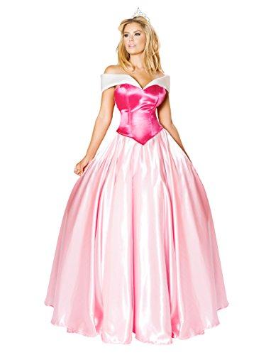 Women's Beautiful Princess Dress - L ()
