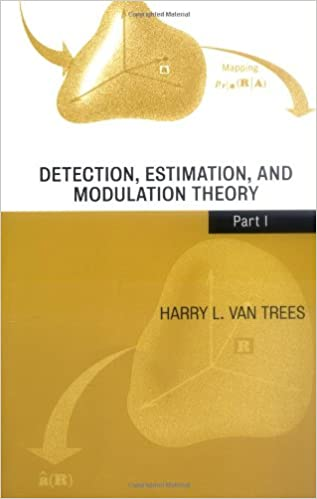 Detection, Estimation, and Modulation Theory, Part I (Pt. 1)