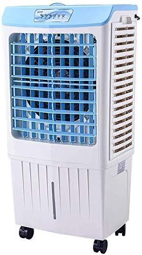 XBSLJ Refrigerador de Aire del evaporador de refrigeración, Aire Acondicionado Comercial Industrial refrigerado Aire Acondicionado Widget móvil 120W: Amazon.es: Hogar