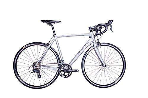 "Poseidon ""TRITON"" Road Bike (Ghost Grey, 48cm) Review"