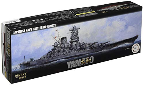 Fujimi Model 1/700 Ship Next Series No.01 Japanese Navy Battleship Yamato