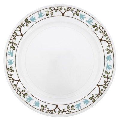 """10 1/4 Dinner Plates (Corelle Livingware Tree Bird 10-1/4"""" Dinner Plate (Set of 4))"""