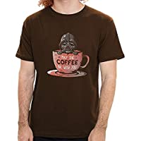 Camiseta May the Coffee - Masculina
