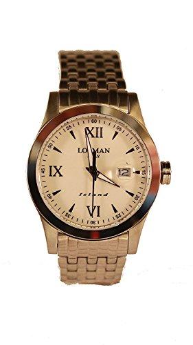 LOCMAN watch ISLAND 0614A05-00AVBKB0 Men's