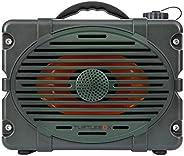 Turtlebox: Loud! Outdoor Rugged Bluetooth Speaker ~ Up to 50+ Hour Charge   IP67 Waterproof & Dustproof. P