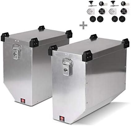 Maletas Laterales Aluminio AL 36 L para KTM 1290 Super Adventure/R/S/T + Kit