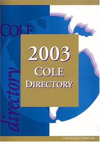 Cole Cross Reference Directory : Upper Bucks