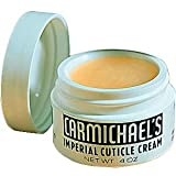 Carmichael's Imperial Cuticle Cream – Fingernail and Toe Nail Strengthener and Moisturizer Treatment - 0.4 Ounces