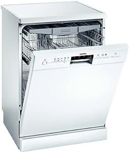 Siemens SN25M280EU Independiente 14espacios lavavajilla - Lavavajillas (Independiente, Color blanco, 1,7 m, 1,4 m, 1,7 m, 14 espacios)