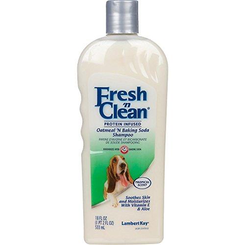 Fresh n Clean Oatmeal & Baking Soda Shampoo, 18 oz. (Kay Lambert Oatmeal)