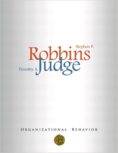 Management 12th Edition Robbins Pdf