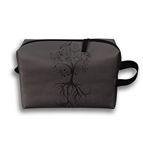 Storage Bag Travel Pouch California Oak Tree Purse Organizer Power Bank Data Wire Cosmetic Stationery Holder