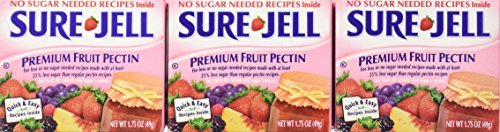 Kraft Sure Jell Light Premium Fruit Pectin, 1.75 Ounce -- 24 per case. by Sure Jell by Sure Jell