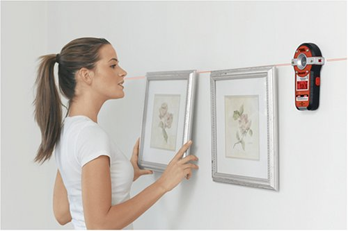 How to Use a Laser Level to Align Pictures on Walls