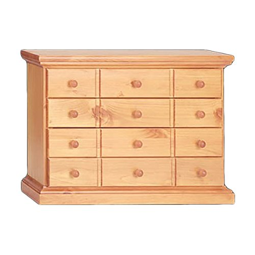 Apothecary Cabinets Solid Pine Apothecary Cabinet 18''H X 30''W (Apothecary Media Cabinet)