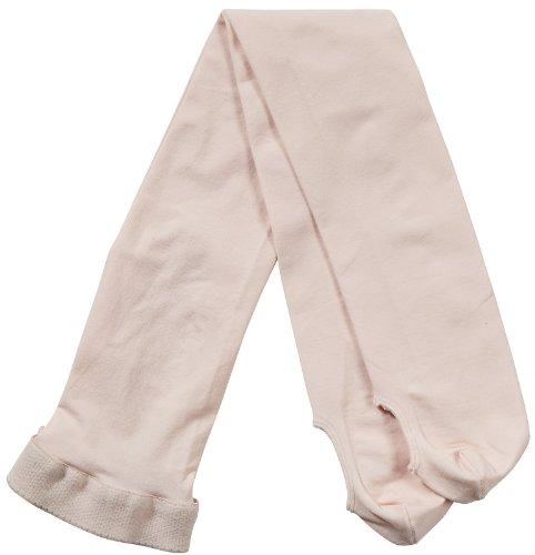 Bloch Youth Endura Adaptatoe Tights, Pink-CHL 12/14 (Child Tights)