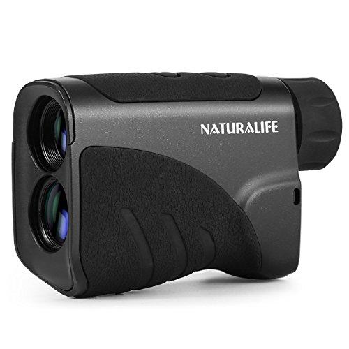 Naturalife Golf Laser Rangefinder, Hunting Laser rangefinder, Multifunctional Vertical Range Finder for Outdoor Activities, 656 Yard Range by Naturalife