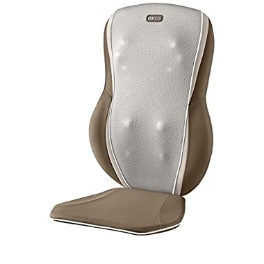 HoMedics MCS-610H Triple Shiatsu Massage Cushion with Heat