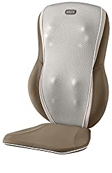Homedics Triple Shiatsu Massage Cushion With Heat