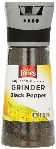 Member's Mark Adjustable Grinder Black Pepper, 5.5 Ounce