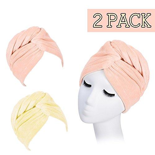 Ultra Absorbent Hair Towel - 5