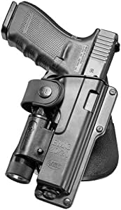 Fobus Tactical Speed Holster Paddle GLT21 GLOCK 21 , 20, 37 holds Handgun with Laser or Light