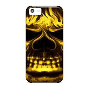 New Arrival Iphone 5c Case Skull Case Cover