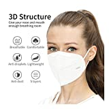 ApePal 5-Layer Disposable KN95 Face Masks Filter
