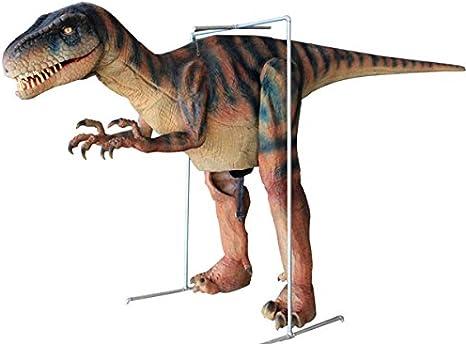 Disfraz de dinosaurio para adultos, talla de la vida de MY ...