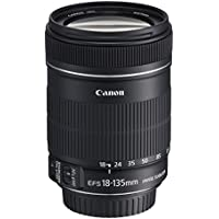 EF-S 18-135mm F/3.5-5.6 IS Standard Zoom Lens