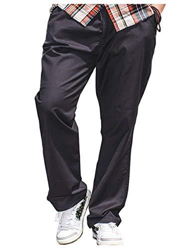 Noir Unie Loose Long Droit Extérieur Hip Printemps Homme Pantalon Automne Couleur Survêtement Hop Casual Pour N xYwqZ7xTtP