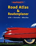 Road Atlas & Routenplaner: USA - Kanada - Mexiko