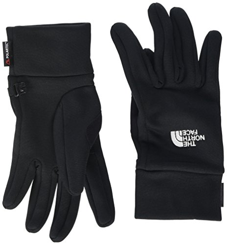 The North Face Unisex Power Stretch Glove TNF Black XS