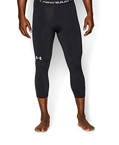 Under Armour Men's HeatGear 3/4 Compression Leggings