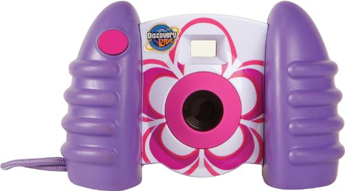 Amazon.com: Discovery Kids Digital Camera, Purple: Toys & Games