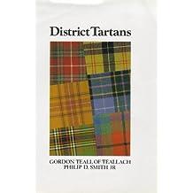 District Tartans