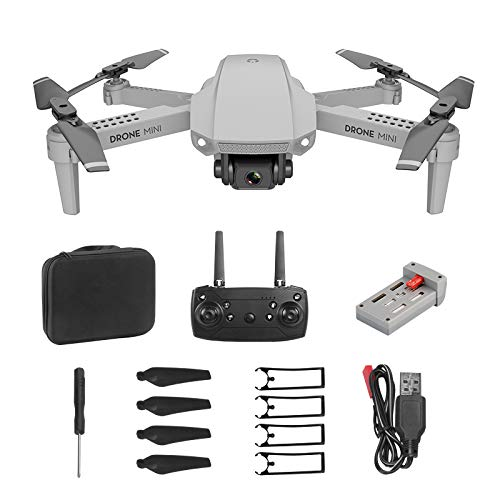 xuelili E88 WIFI Equipped With Wide-Angle HD 4K Camera High-Hold Mode Foldable Arm Drone